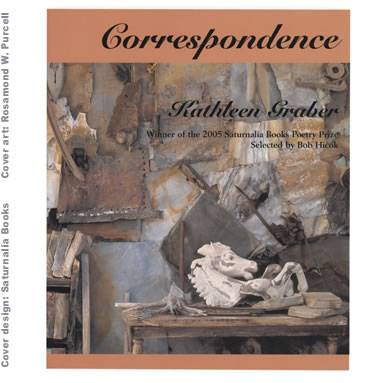 Correspondence by Kathleen Graber